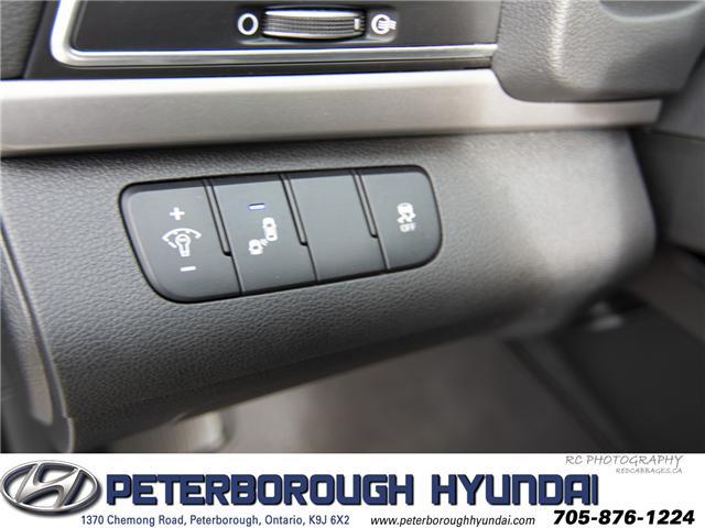 2018 Hyundai Elantra GL (Stk: h11820a) in Peterborough - Image 18 of 24