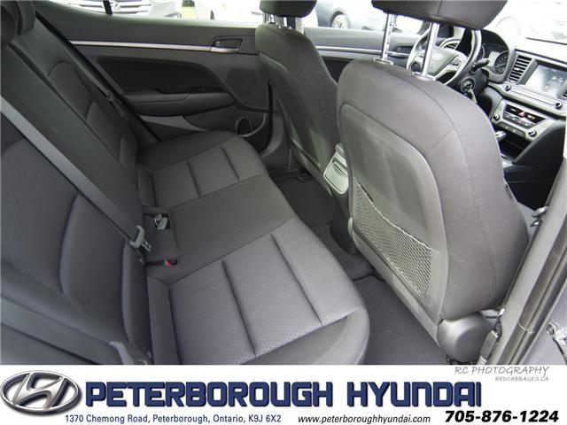 2018 Hyundai Elantra GL (Stk: h11820a) in Peterborough - Image 21 of 24