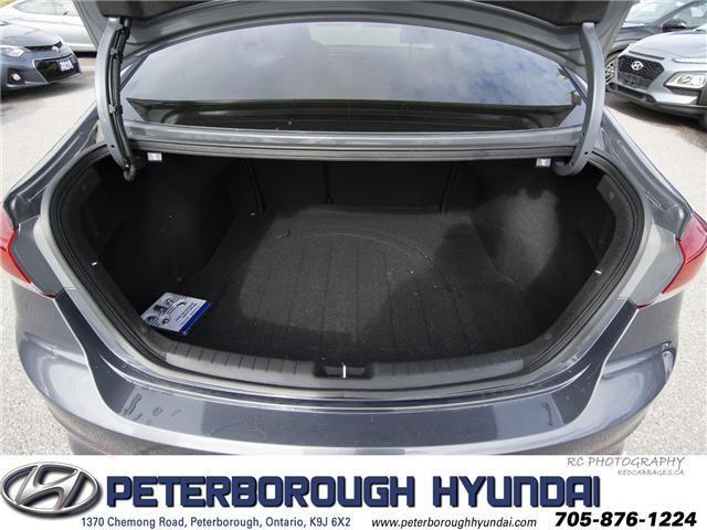 2018 Hyundai Elantra GL (Stk: h11820a) in Peterborough - Image 23 of 24