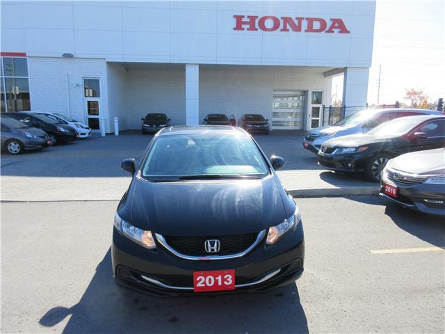 2013 Honda Civic EX (Stk: SS3229) in Ottawa - Image 2 of 9