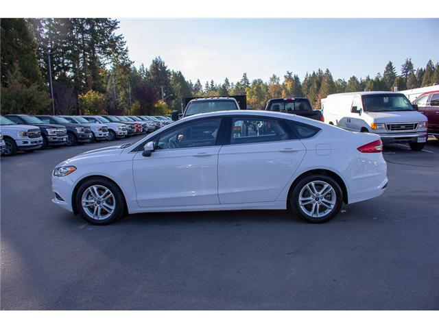2018 Ford Fusion SE (Stk: P2330) in Surrey - Image 4 of 27