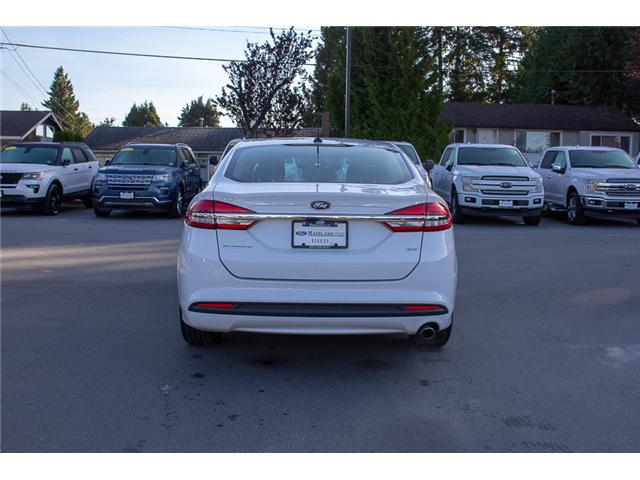 2018 Ford Fusion SE (Stk: P2330) in Surrey - Image 6 of 27