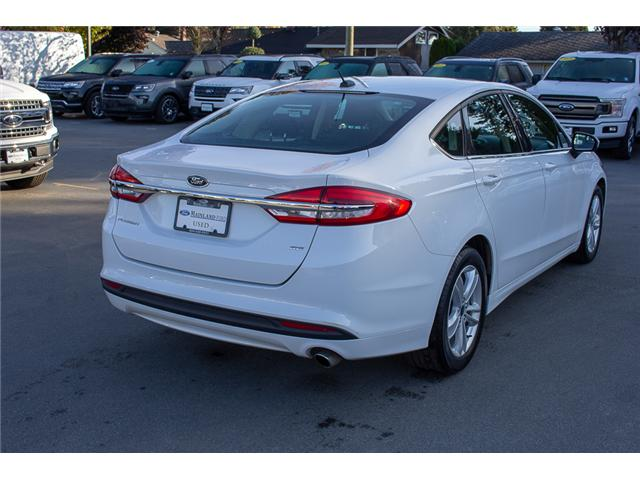 2018 Ford Fusion SE (Stk: P2330) in Surrey - Image 7 of 27