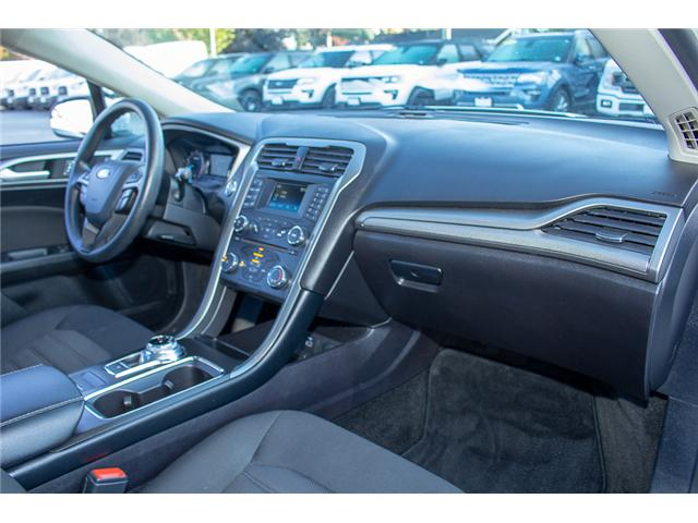 2018 Ford Fusion SE (Stk: P2330) in Surrey - Image 16 of 27