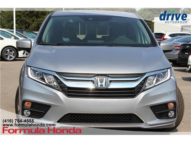 2019 Honda Odyssey EX (Stk: 19-0119) in Scarborough - Image 2 of 11