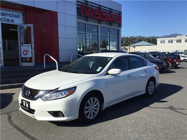 2017 Nissan Altima 2.5 (Stk: N18-0132P) in Chilliwack - Image 1 of 18
