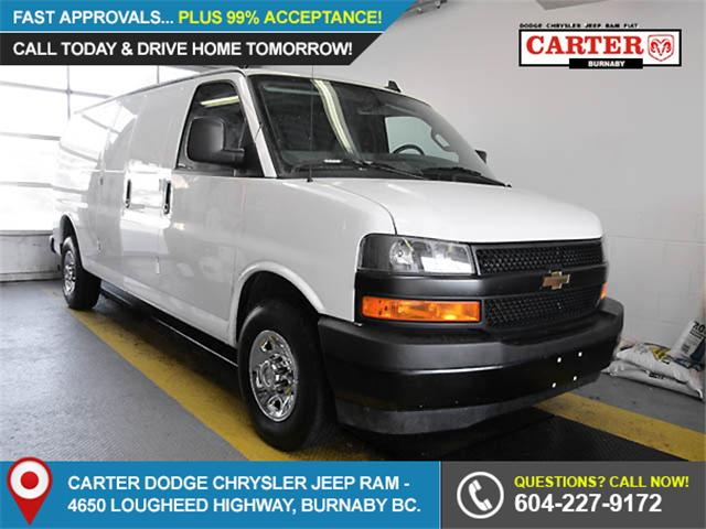 2018 Chevrolet Express 2500 Work Van (Stk: 9-6001-0) in Burnaby - Image 1 of 22