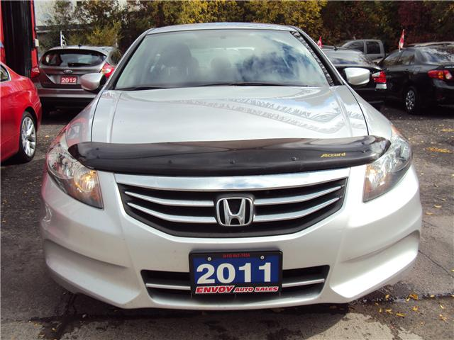 2011 Honda Accord SE (Stk: ) in Ottawa - Image 2 of 24