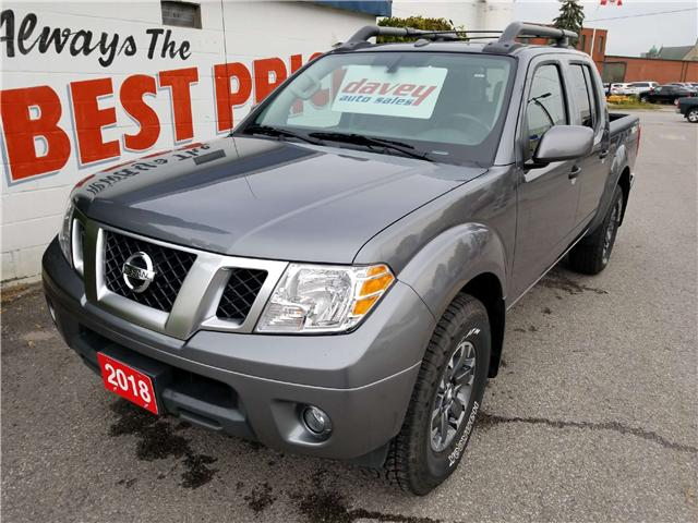 2018 Nissan Frontier PRO-4X (Stk: 18-670) in Oshawa - Image 1 of 17