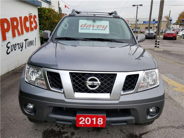 2018 Nissan Frontier PRO-4X (Stk: 18-670) in Oshawa - Image 2 of 17
