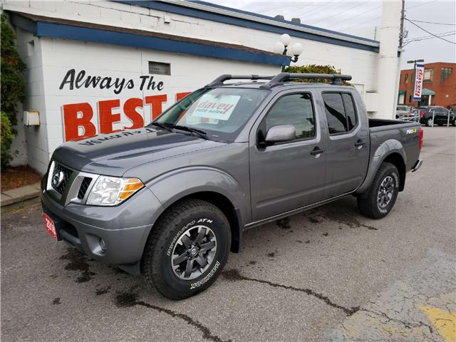 2018 Nissan Frontier PRO-4X (Stk: 18-670) in Oshawa - Image 3 of 17