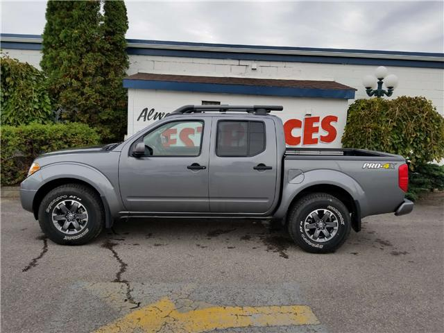 2018 Nissan Frontier PRO-4X (Stk: 18-670) in Oshawa - Image 4 of 17