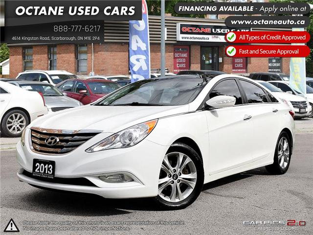 2013 Hyundai Sonata Limited (Stk: ) in Scarborough - Image 1 of 25