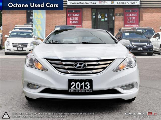 2013 Hyundai Sonata Limited (Stk: ) in Scarborough - Image 2 of 25
