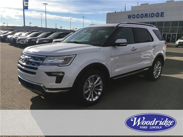 2018 Ford Explorer Limited (Stk: J-2296) in Calgary - Image 1 of 6
