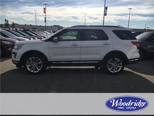 2018 Ford Explorer Limited (Stk: J-2296) in Calgary - Image 2 of 6