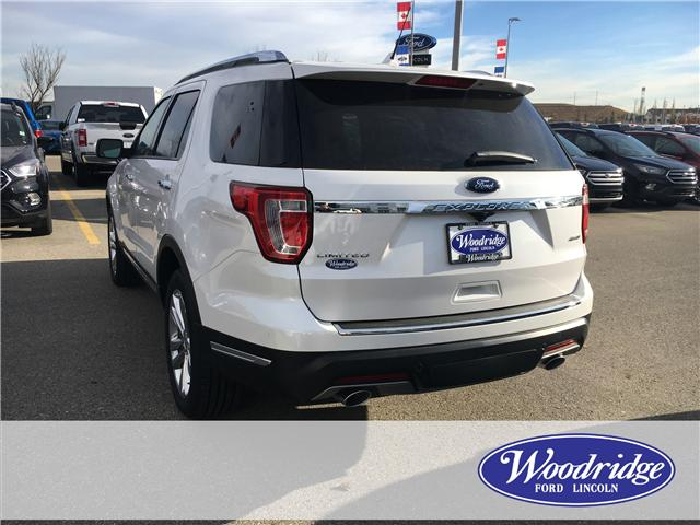 2018 Ford Explorer Limited (Stk: J-2296) in Calgary - Image 3 of 6