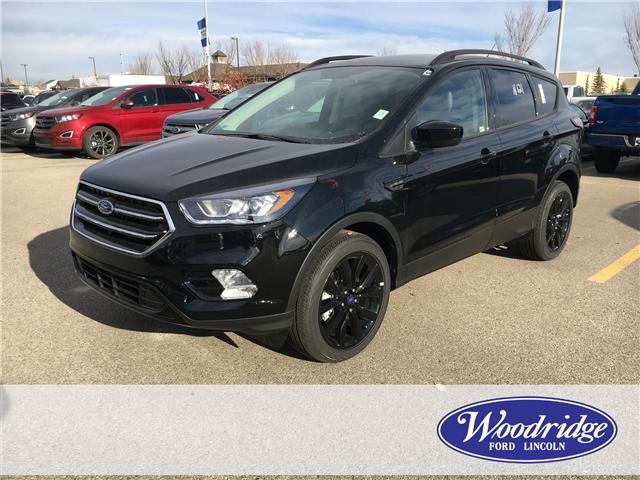 2018 Ford Escape SE (Stk: J-2444) in Calgary - Image 1 of 5