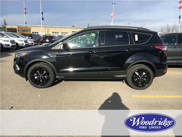 2018 Ford Escape SE (Stk: J-2444) in Calgary - Image 2 of 5