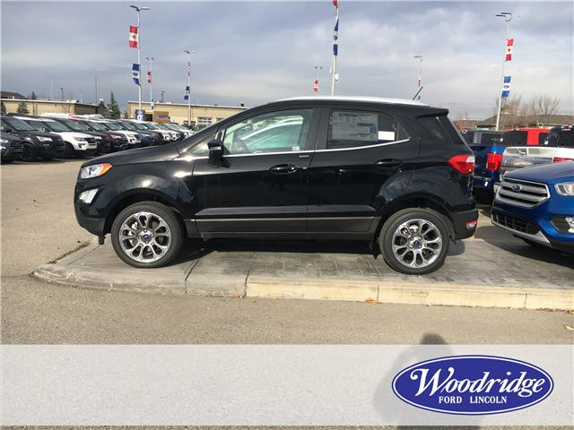 2018 Ford EcoSport Titanium (Stk: J-2581) in Calgary - Image 2 of 5