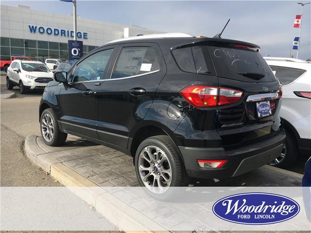 2018 Ford EcoSport Titanium (Stk: J-2581) in Calgary - Image 3 of 5