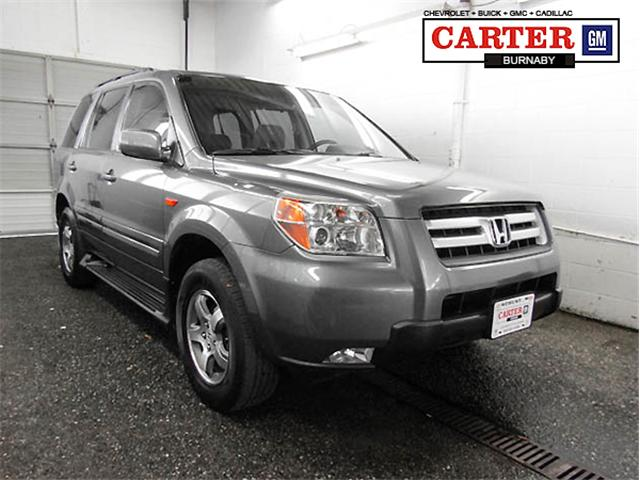 2008 Honda Pilot SE (Stk: N7-88733) in Burnaby - Image 1 of 22
