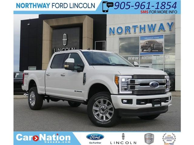 2019 Ford F-250 | LIMITED | 6.7L V-8 | 4X4 | PANO ROOF | (Stk: F291669) in Brantford - Image 1 of 30