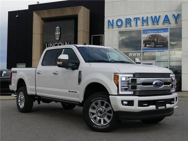 2019 Ford F-250 | LIMITED | 6.7L V-8 | 4X4 | PANO ROOF | (Stk: F291669) in Brantford - Image 2 of 30