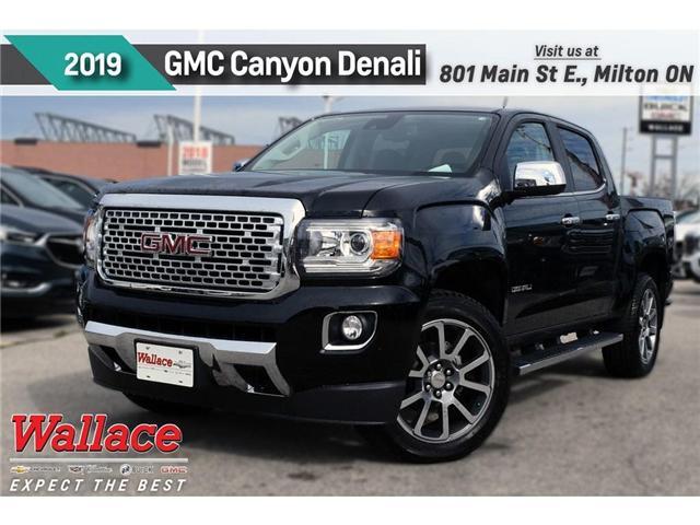 2019 GMC Canyon Denali (Stk: 132687) in Milton - Image 1 of 9