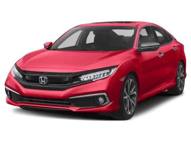 2019 Honda Civic LX (Stk: K1081) in Georgetown - Image 1 of 1