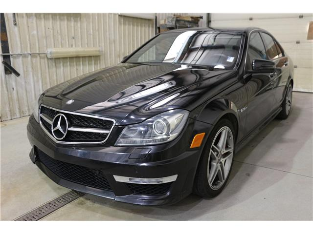 2013 Mercedes-Benz C-Class Base (Stk: HT213K) in Rocky Mountain House - Image 1 of 30