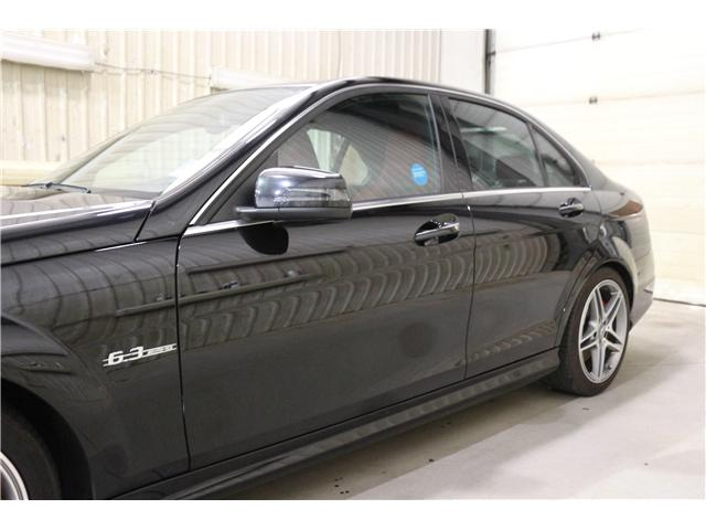 2013 Mercedes-Benz C-Class Base (Stk: HT213K) in Rocky Mountain House - Image 4 of 30