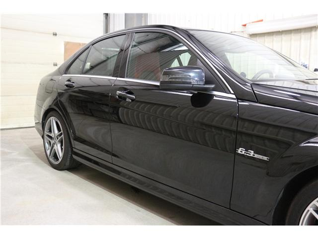 2013 Mercedes-Benz C-Class Base (Stk: HT213K) in Rocky Mountain House - Image 5 of 30