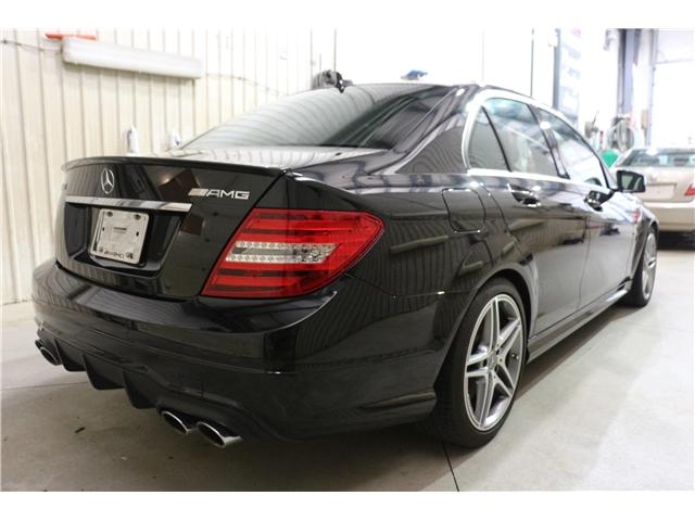 2013 Mercedes-Benz C-Class Base (Stk: HT213K) in Rocky Mountain House - Image 6 of 30