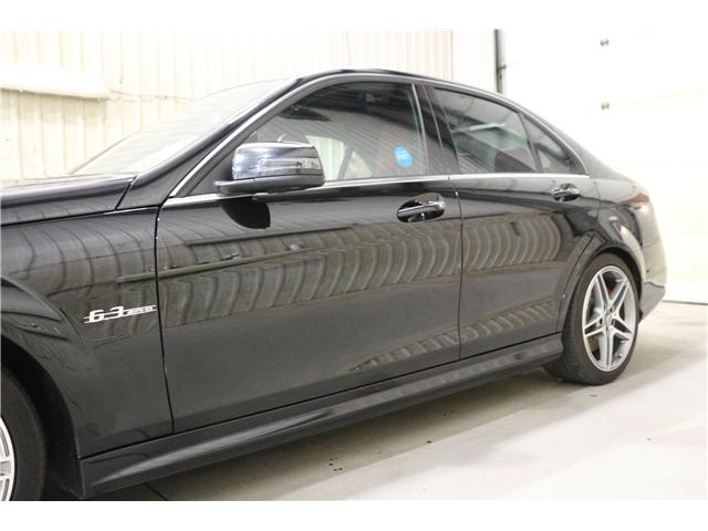 2013 Mercedes-Benz C-Class Base (Stk: HT213K) in Rocky Mountain House - Image 10 of 30