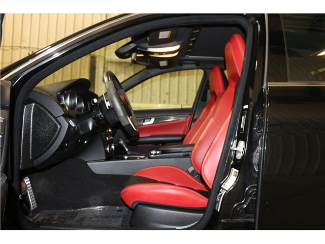 2013 Mercedes-Benz C-Class Base (Stk: HT213K) in Rocky Mountain House - Image 17 of 30