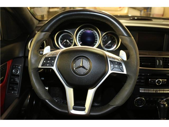 2013 Mercedes-Benz C-Class Base (Stk: HT213K) in Rocky Mountain House - Image 24 of 30