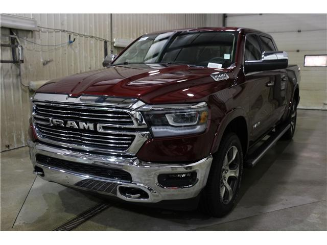 2019 RAM 1500 Laramie (Stk: KT002) in Rocky Mountain House - Image 1 of 30