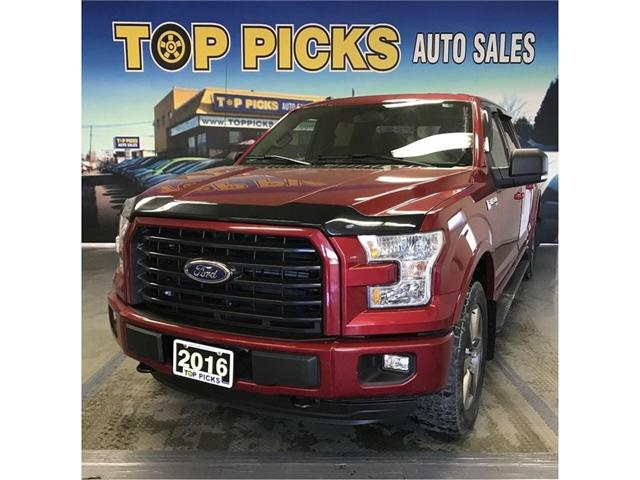 2016 Ford F-150 XLT (Stk: 05849) in NORTH BAY - Image 1 of 29