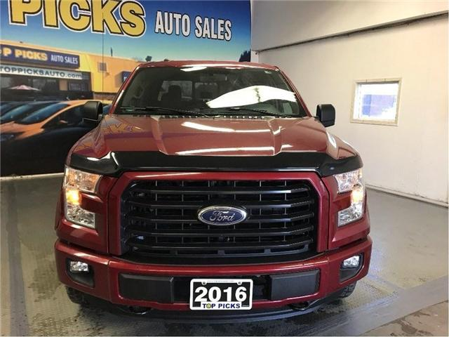 2016 Ford F-150 XLT (Stk: 05849) in NORTH BAY - Image 2 of 29