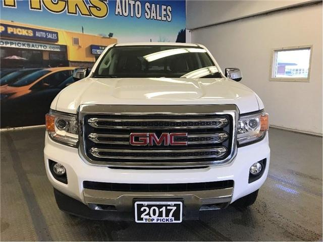 2017 GMC Canyon SLT (Stk: 1253742) in NORTH BAY - Image 2 of 30