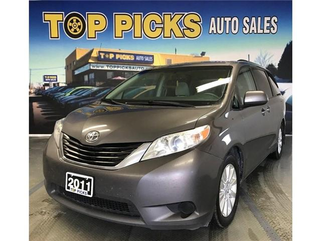 2011 Toyota Sienna LE (Stk: 020369) in NORTH BAY - Image 1 of 30