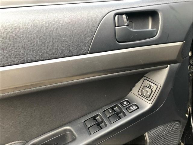 2015 Mitsubishi Lancer SE-SUNROOF (Stk: M9835A) in Scarborough - Image 17 of 23