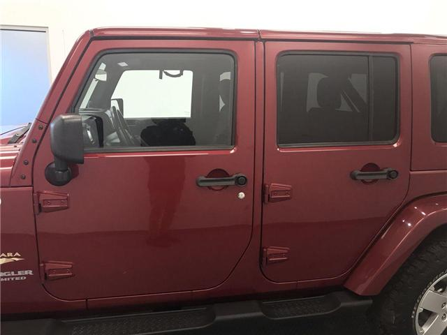 2011 Jeep Wrangler Unlimited Sahara (Stk: 199276) in Lethbridge - Image 5 of 19
