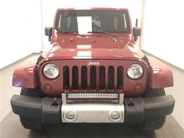 2011 Jeep Wrangler Unlimited Sahara (Stk: 199276) in Lethbridge - Image 16 of 19
