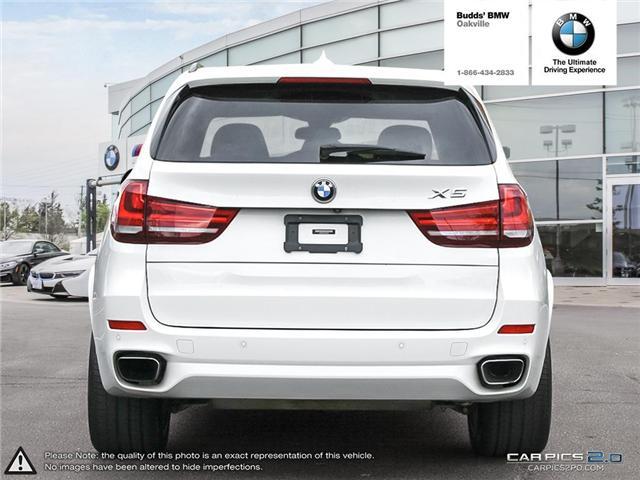 2016 BMW X5 xDrive35i (Stk: DB5446) in Oakville - Image 4 of 25