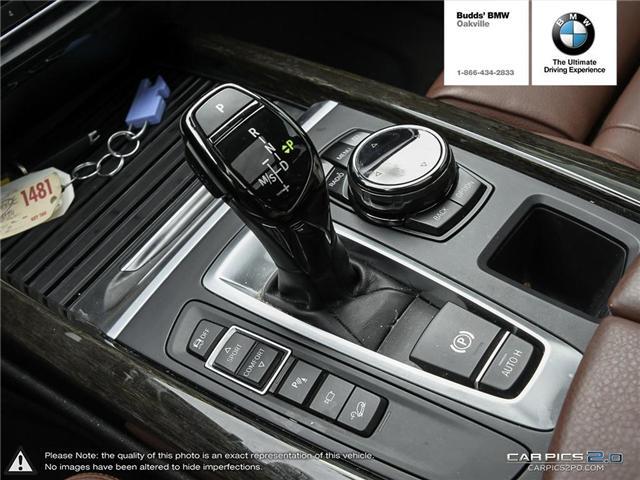 2016 BMW X5 xDrive35i (Stk: DB5446) in Oakville - Image 17 of 25