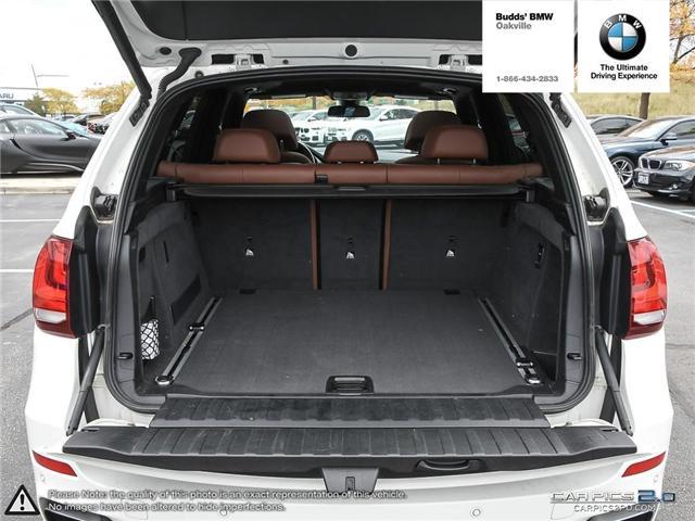 2016 BMW X5 xDrive35i (Stk: DB5446) in Oakville - Image 19 of 25