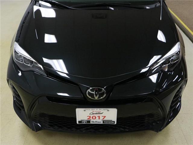 2017 Toyota Corolla SE (Stk: 186246) in Kitchener - Image 25 of 28