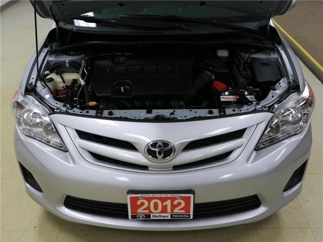 2012 Toyota Corolla  (Stk: 186211) in Kitchener - Image 22 of 25
